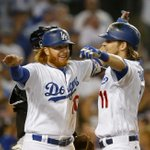 #Dodgers beat #Rockies 14-1 on Saturday. Could clinch #NLWest title tomorrow with a win on last day in the broadcast booth for #VinScully. https://t.co/pTTXaaoLKX