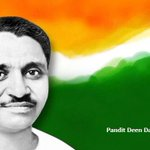 Pandit Deendayal Upadhyay : His principle of Integral humanism will remain an inspiration for us. #DDU100Years https://t.co/Etj1hyl441
