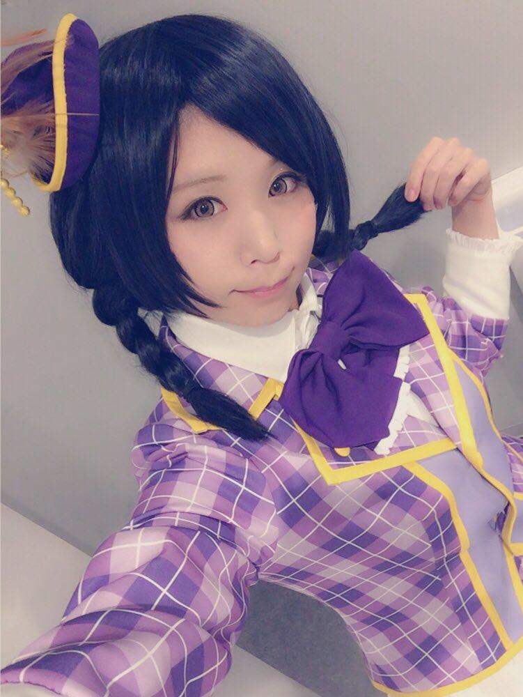 今日はアニメ「魔法少女?なりあ☆がーるず」イベントにて、いなほちゃんの公式コスプレイヤーとしてのお仕事でした!会場に足を