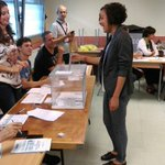 "Nagua Alba (Podemos) vota convencida de que ""empieza un nuevo tiempo en Euskadi"" https://t.co/SA8qNhdWvu https://t.co/7rCmdeqENq"