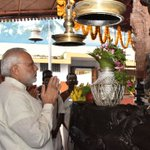 Prayed at the Sreekanteswara Temple today morning. https://t.co/q6QPltkwwO