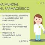 En la farmacia se promueve el uso responsable del medicamento #dmf2016 https://t.co/LT1cW5V8vt