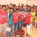 COYG! @ArsenalNagpur ❤️ https://t.co/H8Wjlyrdny