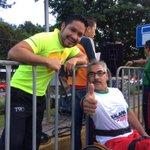Buenos días!! Ya estamos listos para la 2da Carrera #NuestraCapital. https://t.co/Mzut1ha9TC