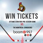 More chances to win @Senators tickets today with me and @davenelsonvoice on @boomottawa https://t.co/KzynhZSHev https://t.co/1LZOaylJSL
