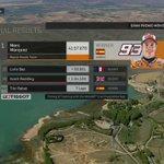 #MotoGP Top9️⃣ 🏁 🇪🇸 #MM93 🇪🇸 #JL99 🇮🇹 #VR46 🇪🇸 #MV25 🇬🇧 #CC35 🇪🇸 #DP26 🇪🇸 #AE41 🇪🇸 #PE44 🇪🇸 #AB19 #AragonGP https://t.co/BFemh5N9Wr
