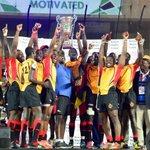 Congrats #Uganda 🇺🇬 #AfricaCup7s champions! Next up @OfficialHK7s and #Dubai7s! https://t.co/dZcQJX29UW