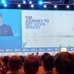 Getting Kevin Spacey on stage takes a lot of emails. #til #bits16 https://t.co/8O1JTwriQ9