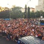 Plaza de España - Madrid - 23 de septiembre 2016 #DaniMartinLaMontañaRusa https://t.co/nC4zh2JVvV