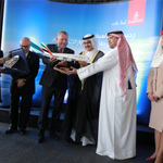 """""""I am confident that the upcoming years will be filled with further achievements to #QAIA"""" #Jordan #A380toAmman https://t.co/DDe4fHfGdD"""