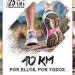 Apoyando a las víctimas del terrorismo, participando en la carrera popular de la @_AVT_ #10kmporlasvictimas #Madrid https://t.co/aUY1vm3DNq
