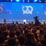 And entering the stage... Mr. @KevinSpacey #bits16 #BitsandPretzels #bp16 https://t.co/TelfHc4nYd