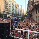 Gran Vía - Madrid - 23 de septiembre 2016 #DaniMartinLaMontañaRusa https://t.co/RlFLBs7tOm