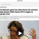 Ya verás como estos rojos vuelven a cuestionar el resultado #eleccionesvascas25s y Gallegas... https://t.co/m2z9YwNcrU