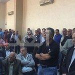 صور من اجتماع عشائر #الفحيص إثر جريمة اغتيال الكاتب #ناهض_حتر.. #الغد #الأردن #عمان #Amman #Jo https://t.co/XYdXkOA5Jy