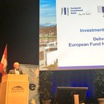 Nachhaltigkeit v Umwelt, Sozialem & Wirtschaft: #EFSI Chef Molterer zu #investEU bei @Institut_IRE Salzburg #SOTEU https://t.co/x1nctHWzIX