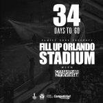 Please help and RT the countdown pics every morning. Get your tickets now!!! 34 days till we  #FillUpOrlandoStadium https://t.co/EJgHTc7Yqb