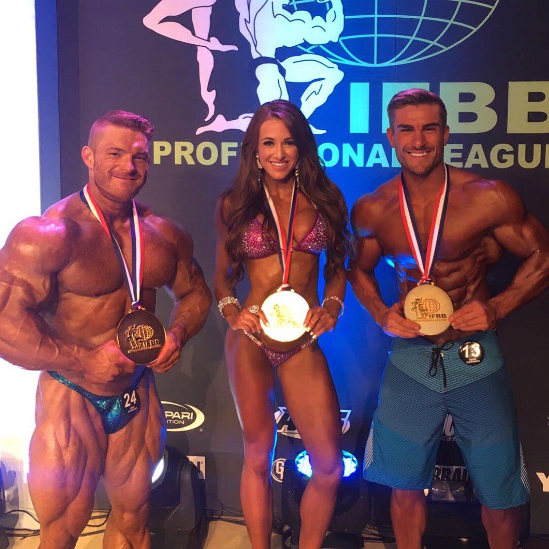 IFBB Korea Grand Prix Winners - @ryanjterry  @Flex_Lewis @CourtneyKingx @NPCNewsOnline @AroundTheNPC_JM #npcnews https://t.co/br65zDNEz6