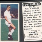 Mel Charles has died, aged 81. I used to stand next to him at The Vetch sometimes. He just oozed presence. RIP https://t.co/XDtxYGgJd4