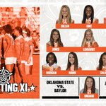 Heres the #okstate starting 11 for todays match vs. Baylor #GoPokes https://t.co/XJm6hRCIFn
