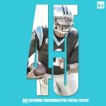 Cam Newton continues to make history! 🔥 https://t.co/4vjWABqlON