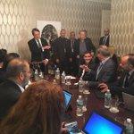 Press briefing by Pres @AnastasiadesCY on #Cyprus trilateral https://t.co/XHAQVPKYvJ