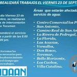 Reportan 3 días sin agua, personas de Las Praderas, Cerro Viento sectores aledaños, más de un día @idaneyescobarf @IDAANinforma https://t.co/rYPerdHxoS