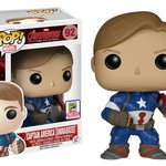 RT & follow @CollectorCorps for a chance to win a 2015 @Comic_Con Exclusive Unmasked Captain America Pop!! https://t.co/BpbphijkM4