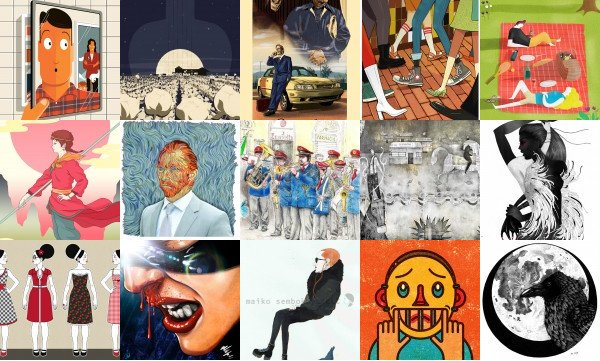 For illustrators: Create a free portfolio on The Creative Finder to promote your work https://t.co/pjT4gyC6gX https://t.co/g48hH2jbXW