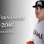 Con dolor en nuestra alma, anunciamos el fallecimiento de una estrella, José Fernández. Descanse en paz https://t.co/W2W6LStdqq