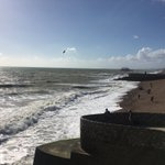 Glorious breezy autumn Sunday afternoon in #Brighton ☀️💨😎 https://t.co/z4UdB3q56u