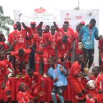 Congs to the #ARSUg2016 champions boys category Buganda Region Wakiso Hill. https://t.co/F0OKc4rcgN #TheSmartPhoneNetwork,, @Airtel_Ug.p