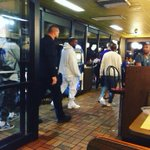 Kanye went to Waffle House on Murfreesboro rd last night after the concert. Now thats lit https://t.co/ViR31aPByU