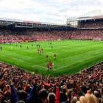 Old Trafford. 🔥🔥 🔴⚪️⚫️ @ManUtd #mufc https://t.co/ZAo3eyFLGR