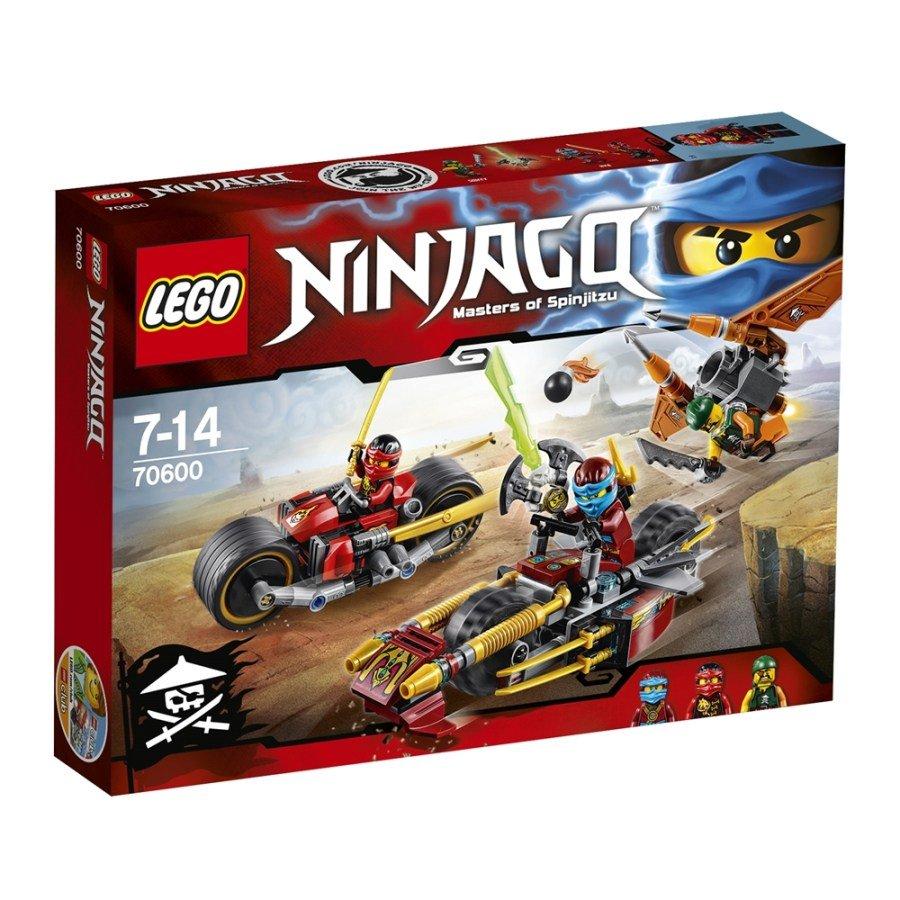 レゴ ニンジャゴー 70600 ニンジャのパワーバイク【送料無料】