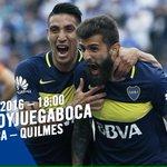 ¡Hoy juega #Boca! https://t.co/rltKI4CeJb