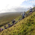 Cyclists take on UK's toughest cyclo-cross challenge in #YorkshireDales #cyclocross #yplive https://t.co/mwgUhlAbC0