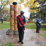 Today is the Police and Peace Officer Memorial Day event at the Legislature Grounds. Join us at 1 pm to honour those weve lost. #yeg https://t.co/pacTzOHnMi