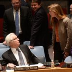 US @AmbassadorPower at #UNSC: what Russias doing in Syria isnt counter terrorism - its barbarism https://t.co/ybVsQUqhGK