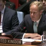 It is difficult to deny Russia is partnering with #Syria-n regime to carry out war crimes. @MatthewRycroft1 #Aleppo https://t.co/xMG8VRV7Yn