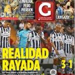 FOTO: En nuestra portada, los @Rayados volvieron a las andadas y @TigresOficial no pasa del empate ante @Cruz_Azul_FC https://t.co/qHwONx4dTq