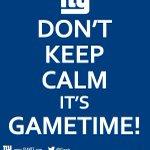 GAMETIME!!!!!! #WASvsNYG 🏈 https://t.co/gGCEmeTnNm