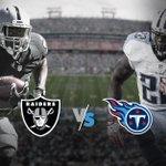 Raiders. Titans. Follow along #OAKvsTEN with our live Game Center: https://t.co/gKb8vea6hK https://t.co/FStUpKHgWy