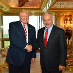 Prime Minister Benjamin Netanyahu met this morning in New York with Republican Presidential candidate Donald Trump. https://t.co/47FSwY8Ha2