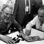 A ver, juventú española de izquierdas. Galicia es el sitio donde Fraga y Fidel Castro se llevaban cojonudamente: https://t.co/roh5OdFKlz