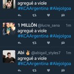 Piola #KCAArgentina #AlejoIgoa https://t.co/Kq3JBav7v4