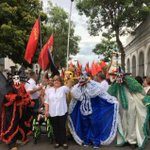 Alcaldesa de Ponce @Mayita_2016 Encabeza la Parada del Día Mundial de Ponce 2016 #PUR #Ponce https://t.co/NAXEU2L4ir