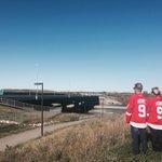 Saskatoon bridge naming after the legendary #9. #GordieHowe https://t.co/NmPLmXYX3i