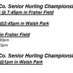 Waterford SHC quarter finals & relegation play-off fixed for next weekend https://t.co/MnhQErUsQb