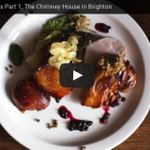 Foraging in Sussex, The Chimney House in Brighton @chimneyhousebr #videoblog https://t.co/lZ6TVM4d7T #eatbrighton https://t.co/UDVmh6iDUo